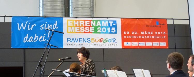 Ehrenamtmesse Ravensburg Banner