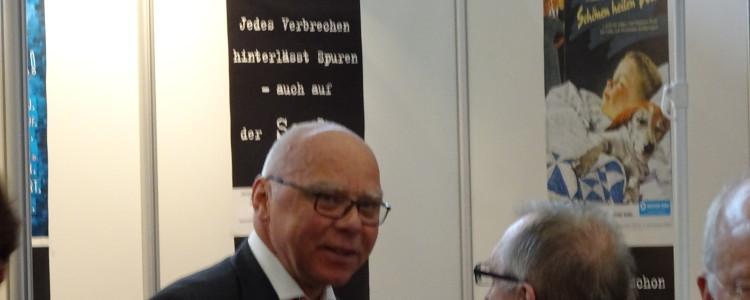 Josef Hiller Ehrenamt Messe