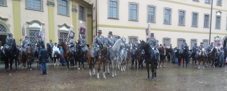 Blutritt Weingarten - Reiter