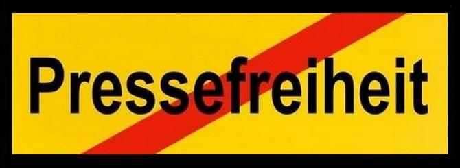 Keine Pressefreiheit