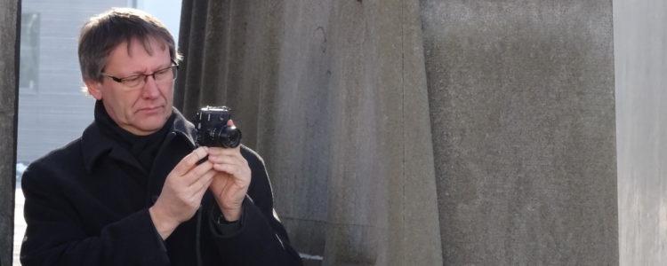 Tender mit Kamera