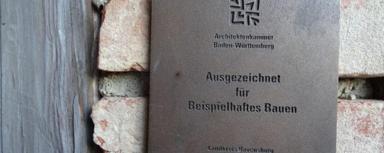 Architektur Preis
