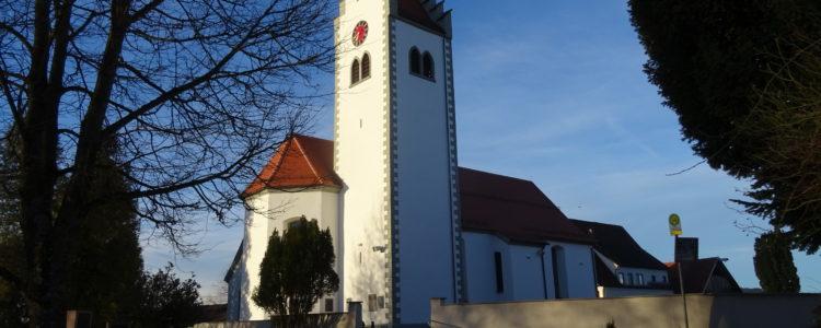 Kirche in Kappel
