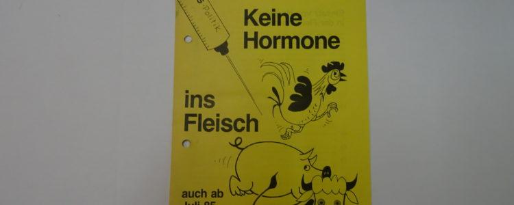 Keine Hormone