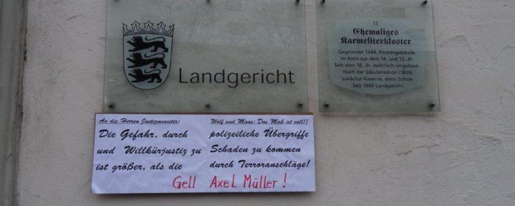 Axel Müller Landgericht Ravensburg
