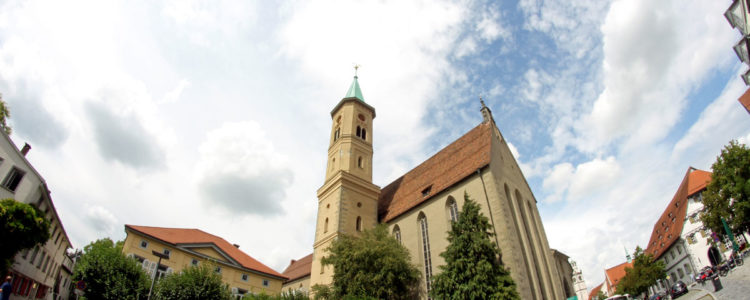 Stadtkirche Ravensburg