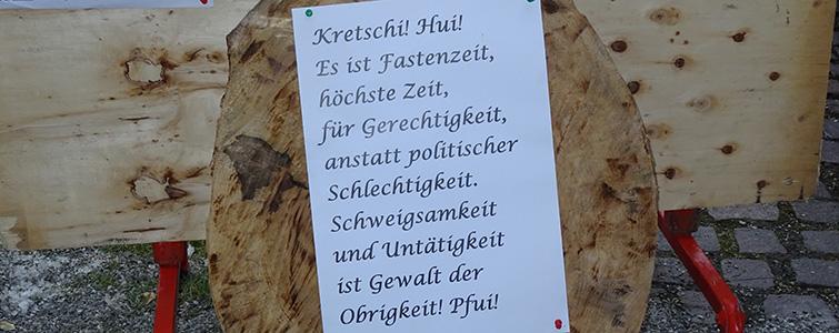 Kretschmann Gedicht