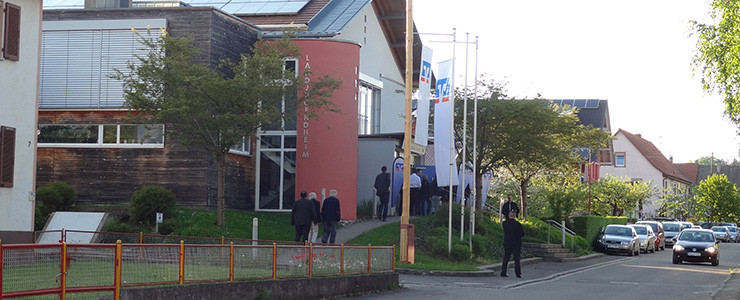 Generalversammlung Volsbank Altshausen