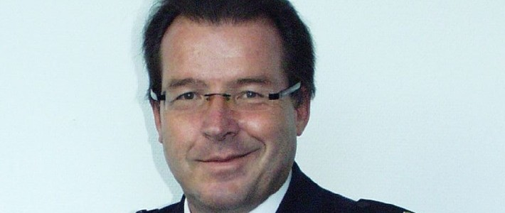 Uwe Stürmer Portrait