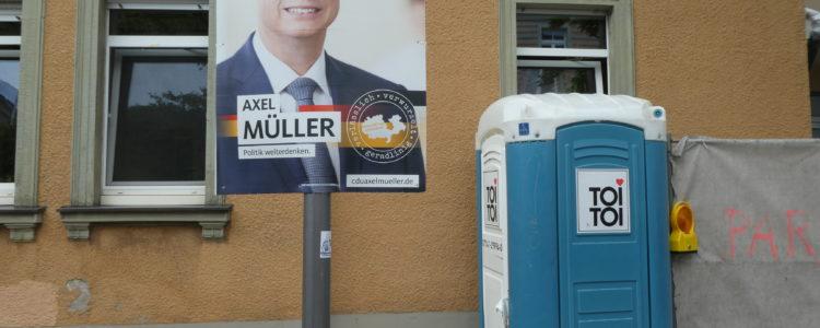 Axel Müller Toi Toi