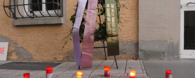 Staatsanwaltschaft Ravensburg Trauerkranz