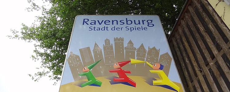Ravensburg Stadt der Spiele