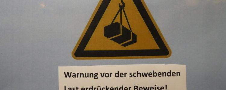 Oberschwabenschau 2019 Warnung