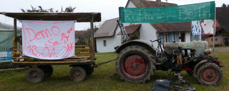 Russmaier Berlin Traktor