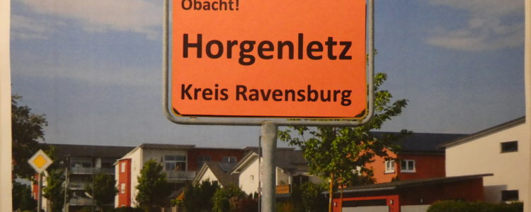 Horgenzell obacht!